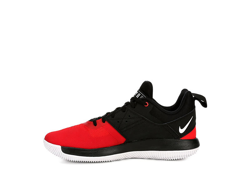 NIKE Mens Fly By Low - BLACK