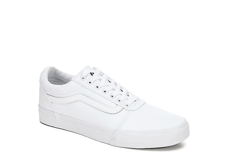 WHITE VANS Mens Ward Sneaker