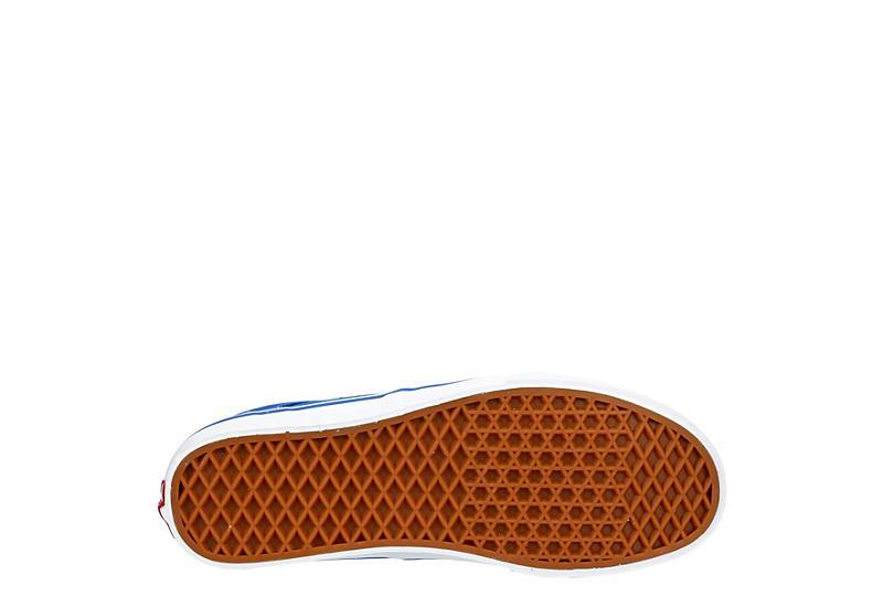 VANS Mens Vans Asher Sneaker - BLUE