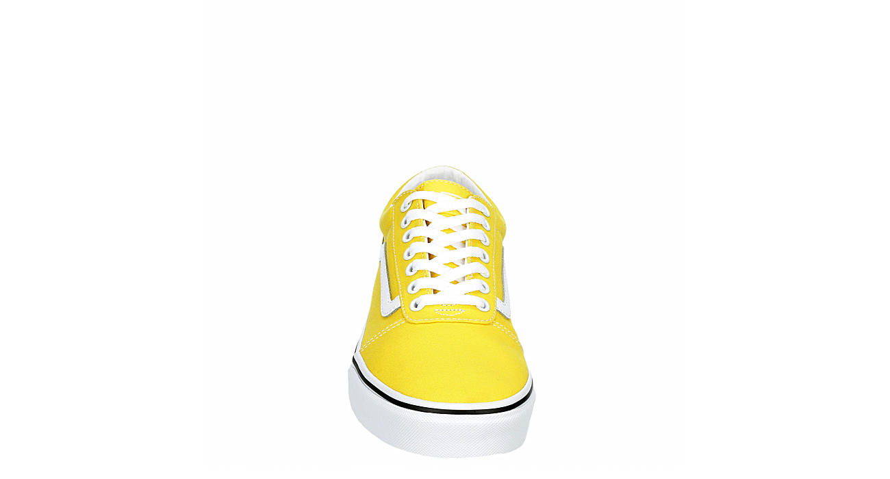 VANS Mens Vans Ward Sneaker - YELLOW