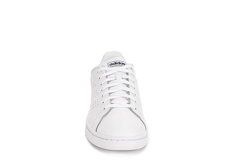 ADIDAS Mens Advantage - WHITE