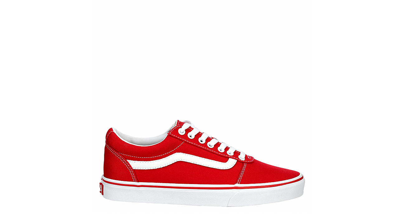 VANS Mens Vans Ward - RED