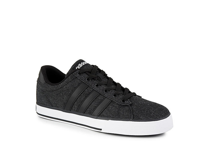 Negro adidas hombre  se Daily Vulc Athletic rack room zapatos