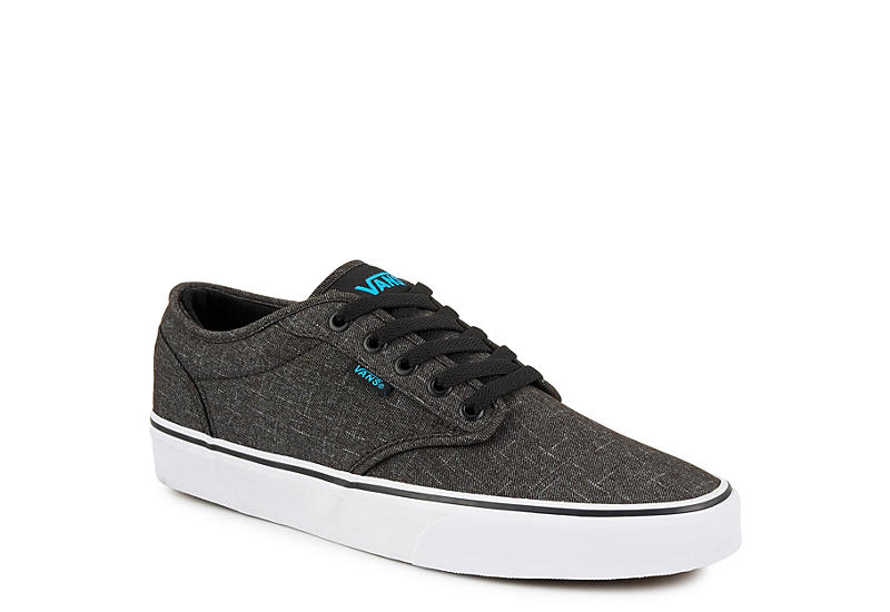 30c71c55994 Vans Atwood Men s Low Top Skate Shoe (Black)