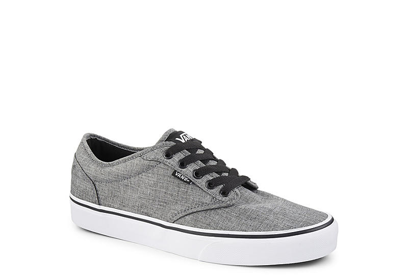 a79a783923 Vans Atwood Men s Low Top Skate Shoe (Grey)