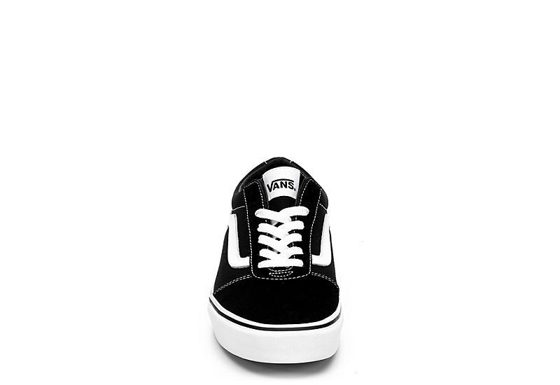 VANS Mens Vans Ward Sneaker - BLACK