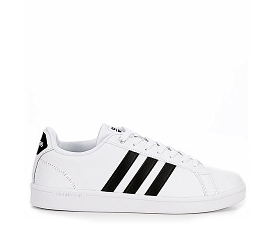 Mens Cloudfoam Advantage Stripes