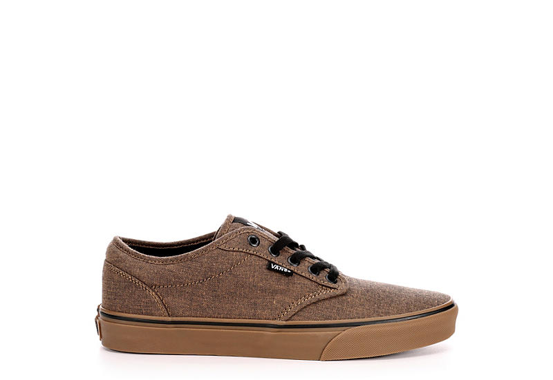 Brown Vans Atwood Men s Canvas Skate Shoes  8225ed6c5