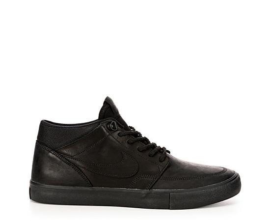 Mens Portmore Ii Mid Leather