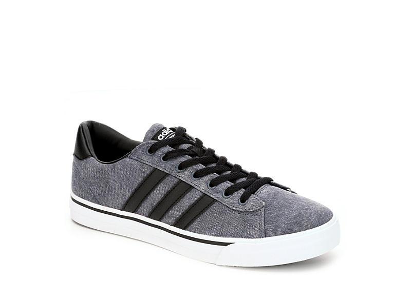 grey adidas mens cloudfoam super atletico rack stanza le scarpe al giorno