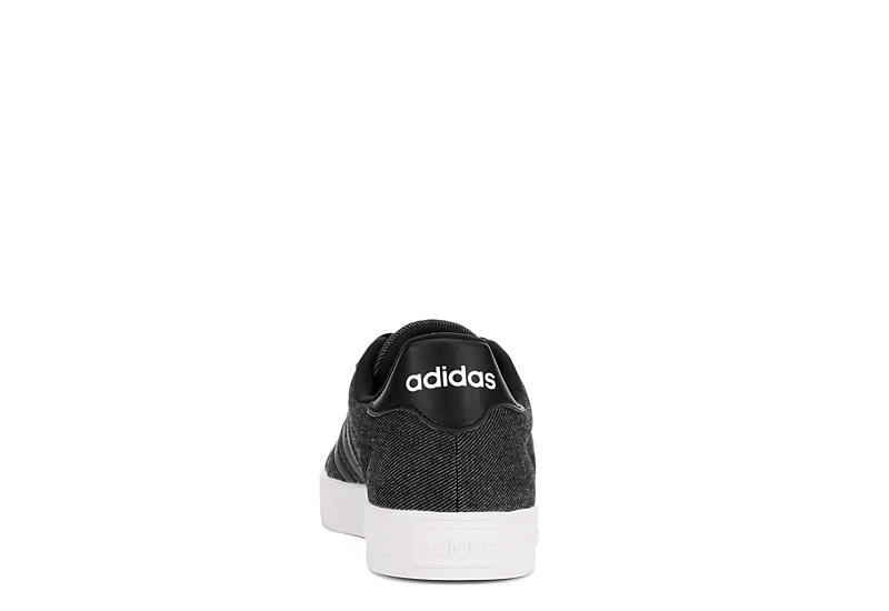 ADIDAS Mens Daily 2.0 Sneaker - BLACK
