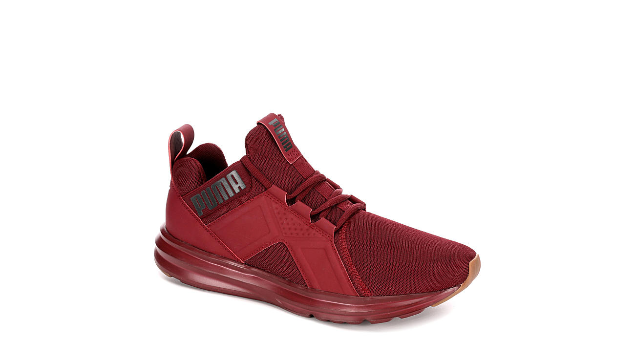 669e94574cab Burgundy Puma Enzo Men s Casual Sneakers