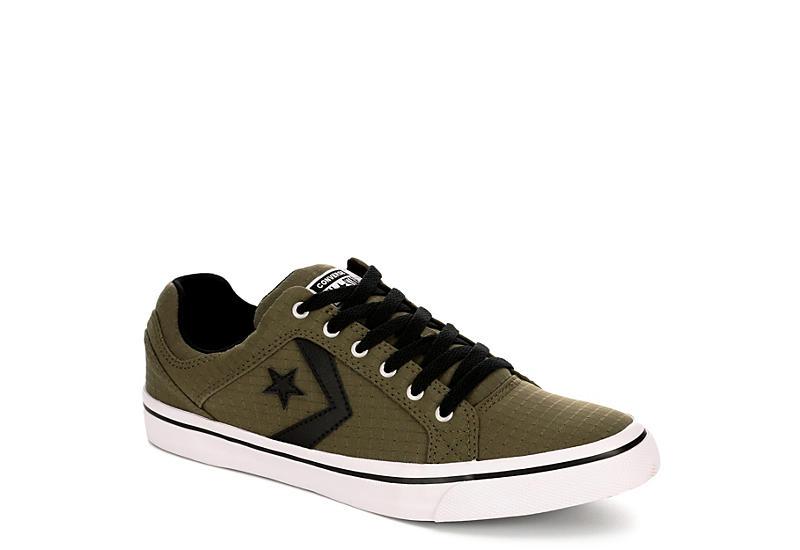 599e52e371cd Olive Converse Mens El Distrito Txt