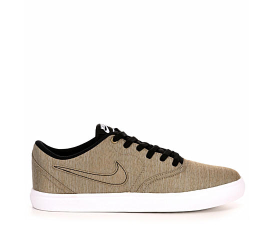 Mens Sb Check Solar Canvas