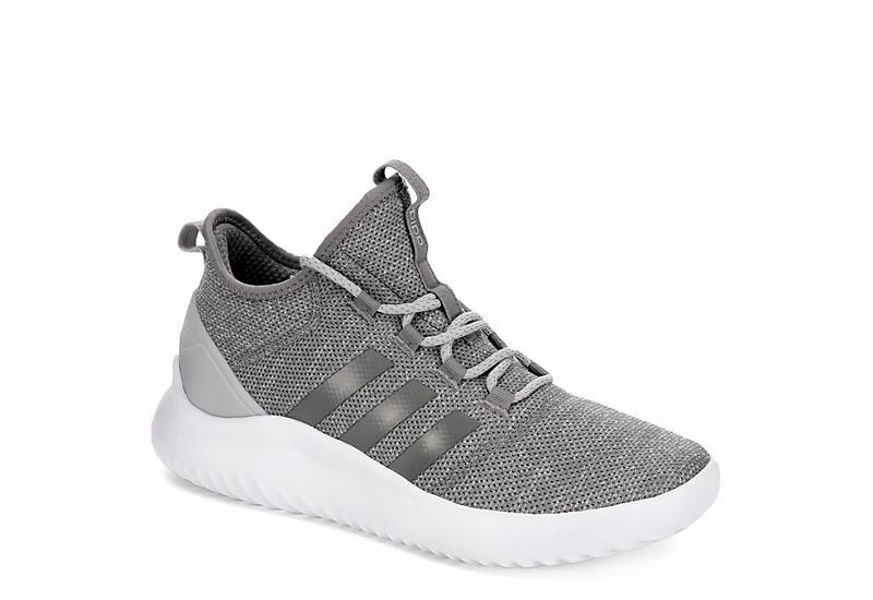 grey adidas mens cloudfoam cloudfoam cloudfoam ultimate bballname atletico rack stanza scarpe 49f18d
