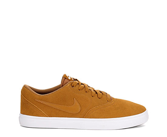 Mens Sb Solar Check Suede