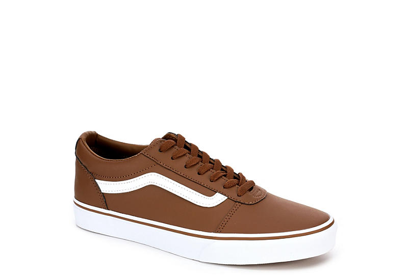 879ea74de63c Brown Vans Ward Men s Low Top Sneakers
