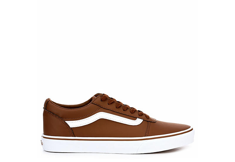 879ea74de63c Brown Vans Ward Men s Low Top Sneakers