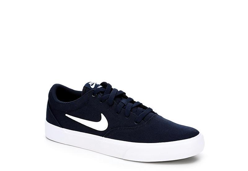 e8ae8e8b1 Navy Blue Nike SB Charge Men s Skate Shoes