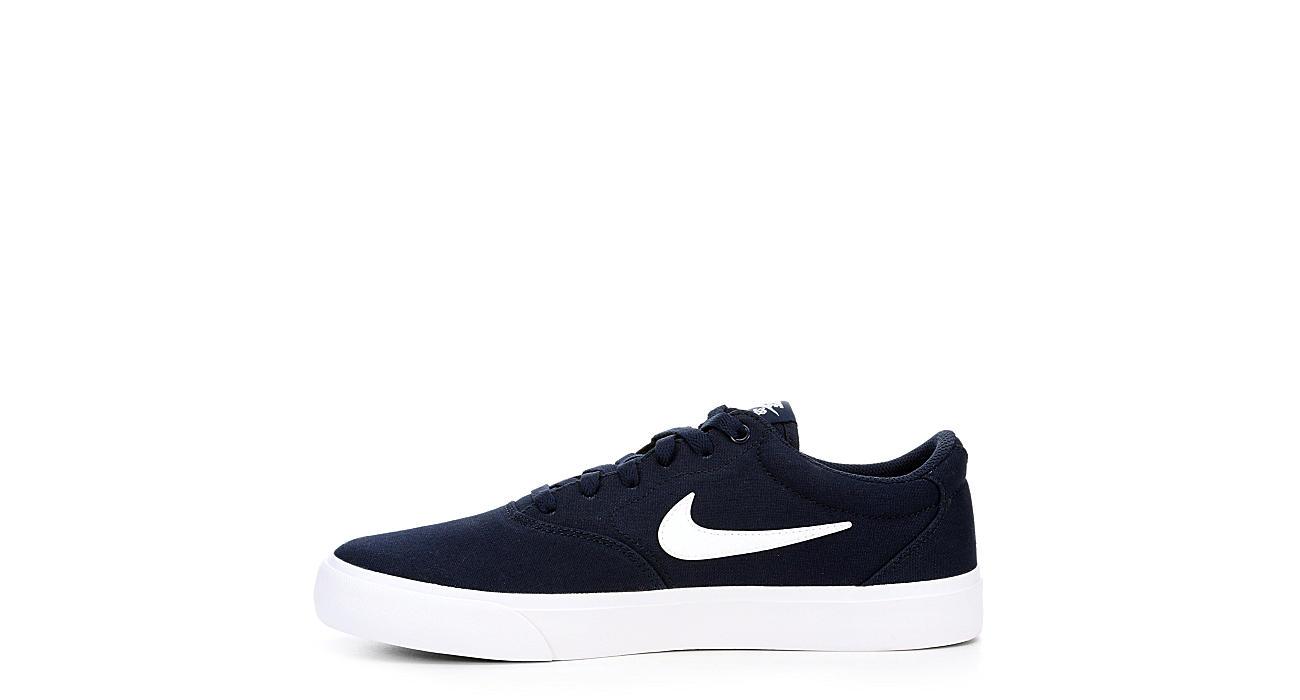 3d2f2310f517 Navy Blue Nike SB Charge Men s Skate Shoes
