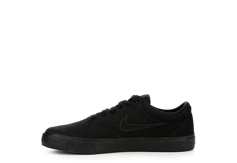 NIKE Mens Sb Charge Sneaker - BLACK