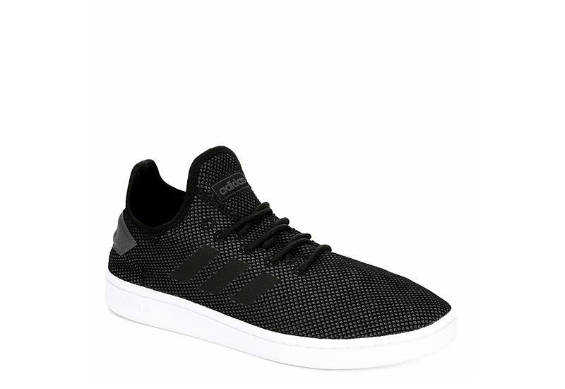info for 1af98 73743 Adidas Mens Court Adapt - Black