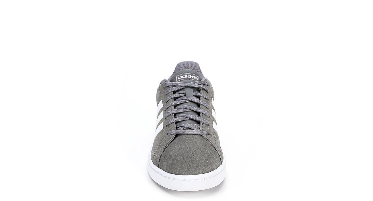 037fa06cbe5b Adidas Mens Grand Court - Grey