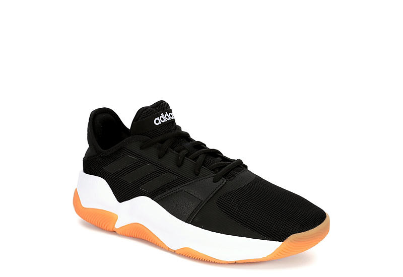 Black Adidas Mens Street Flow  9a464092e