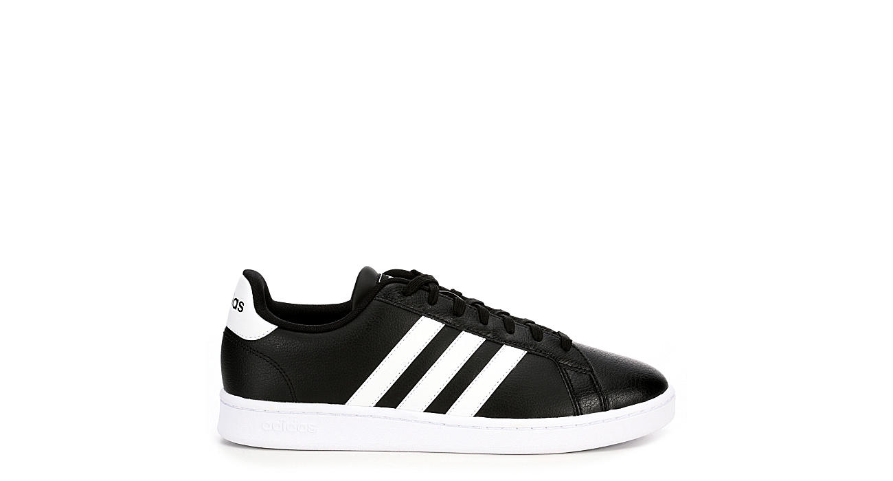 ADIDAS Mens Grand Court - BLACK