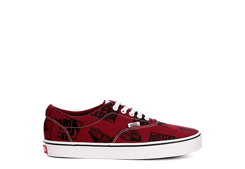 VANS Mens Doheny - RED