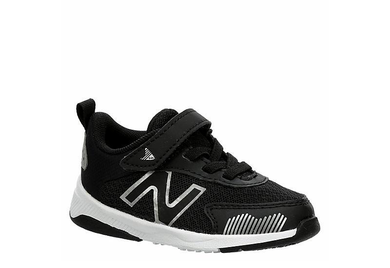 BLACK NEW BALANCE Boys Infant 545 Sport Sneaker