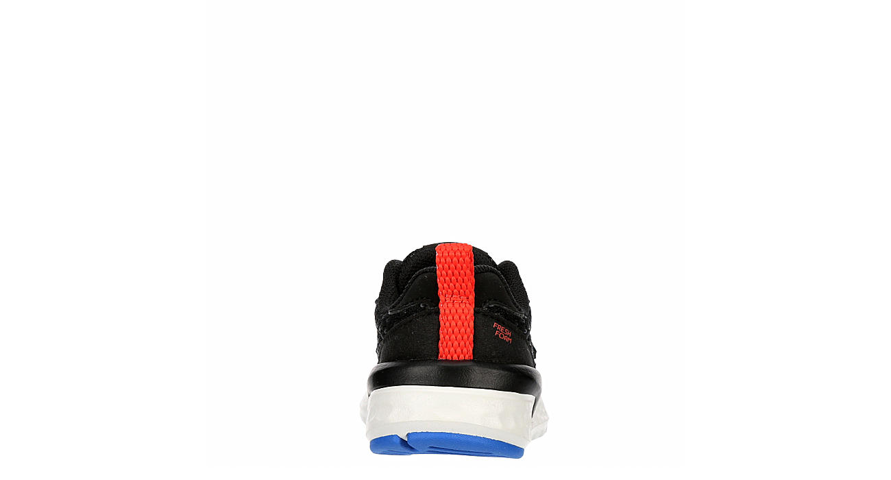NEW BALANCE Boys Infant 515 Sport Slip On Sneaker - BLACK