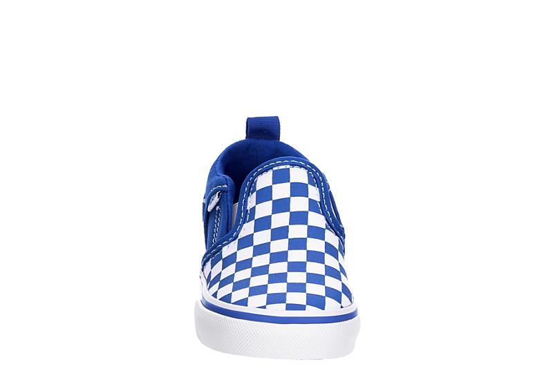 VANS Boys Asher Slip-om - BLUE