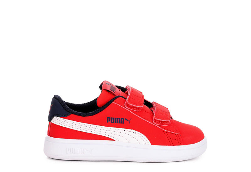 PUMA Boys Smash - RED