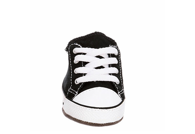CONVERSE Boys Infant Chuck Taylor All Star Cribster Sneaker - BLACK