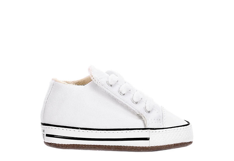 CONVERSE Boys Infant Chuck Taylor All Star Cribster Sneaker - WHITE
