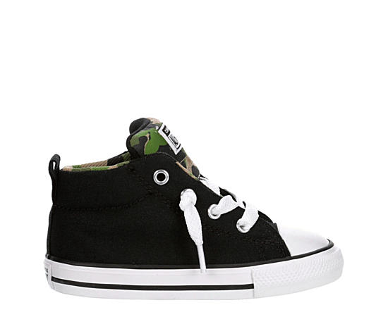 Boys Chuck Taylor All Star Street Camo