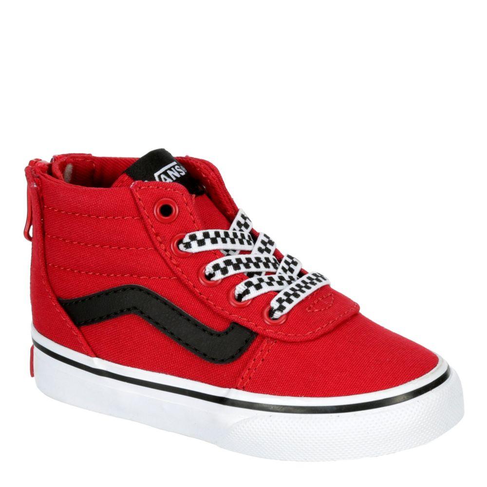 red vans infant