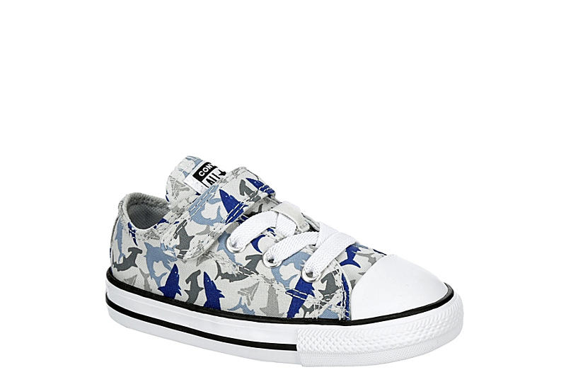 CONVERSE Boys Infant Chuck Taylor All Star Ox Sneaker - WHITE