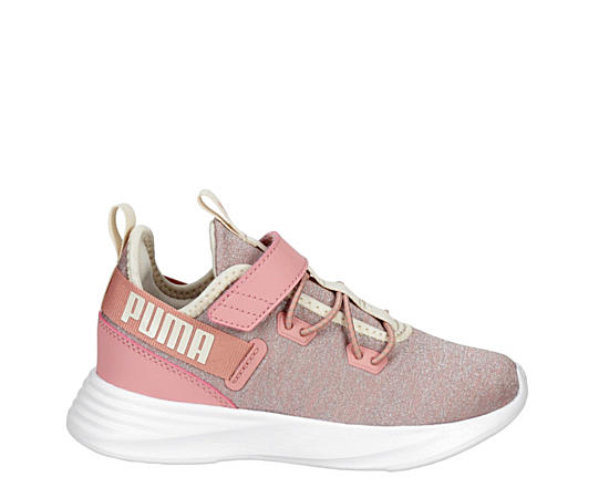 Girls Infant Throttle Slip On Sneaker