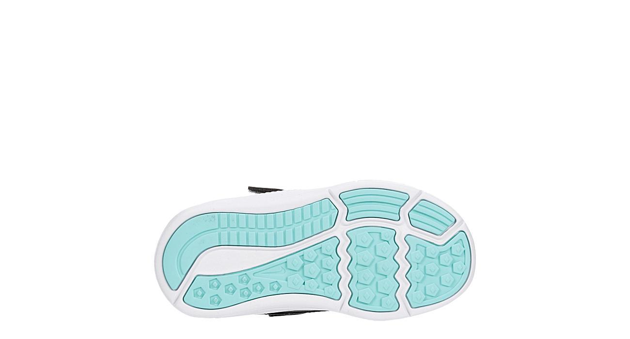 NIKE Girls Infant Downshifter Slip On Sneaker - GREY
