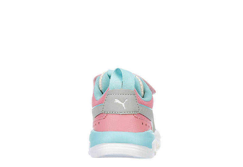 PUMA Girls X-ray Inf - WHITE