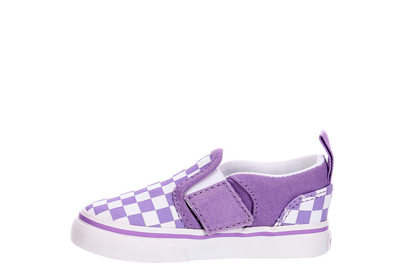 VANS Girls Asher Slip-on - PURPLE