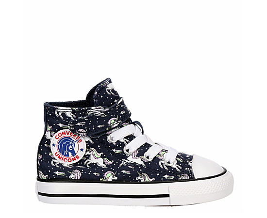 Girls Infant Chuck Taylor All Star Hi Top Sneaker