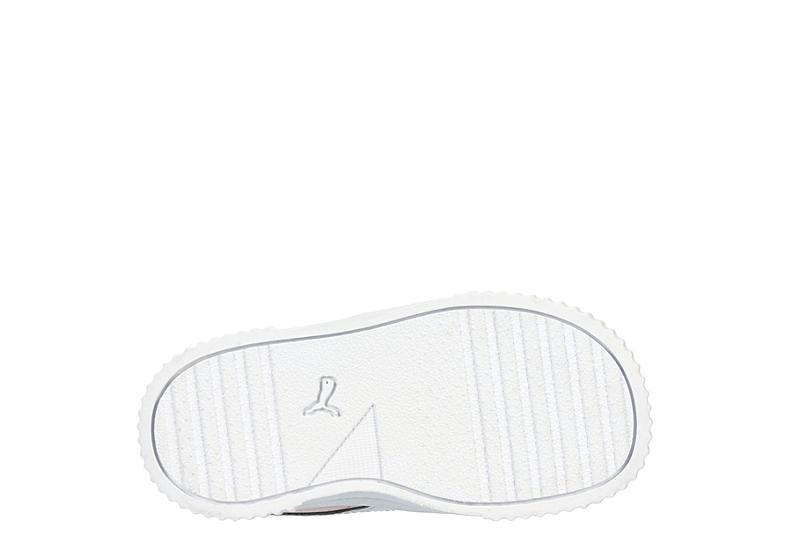PUMA Girls Infant Carina Sneaker - PINK