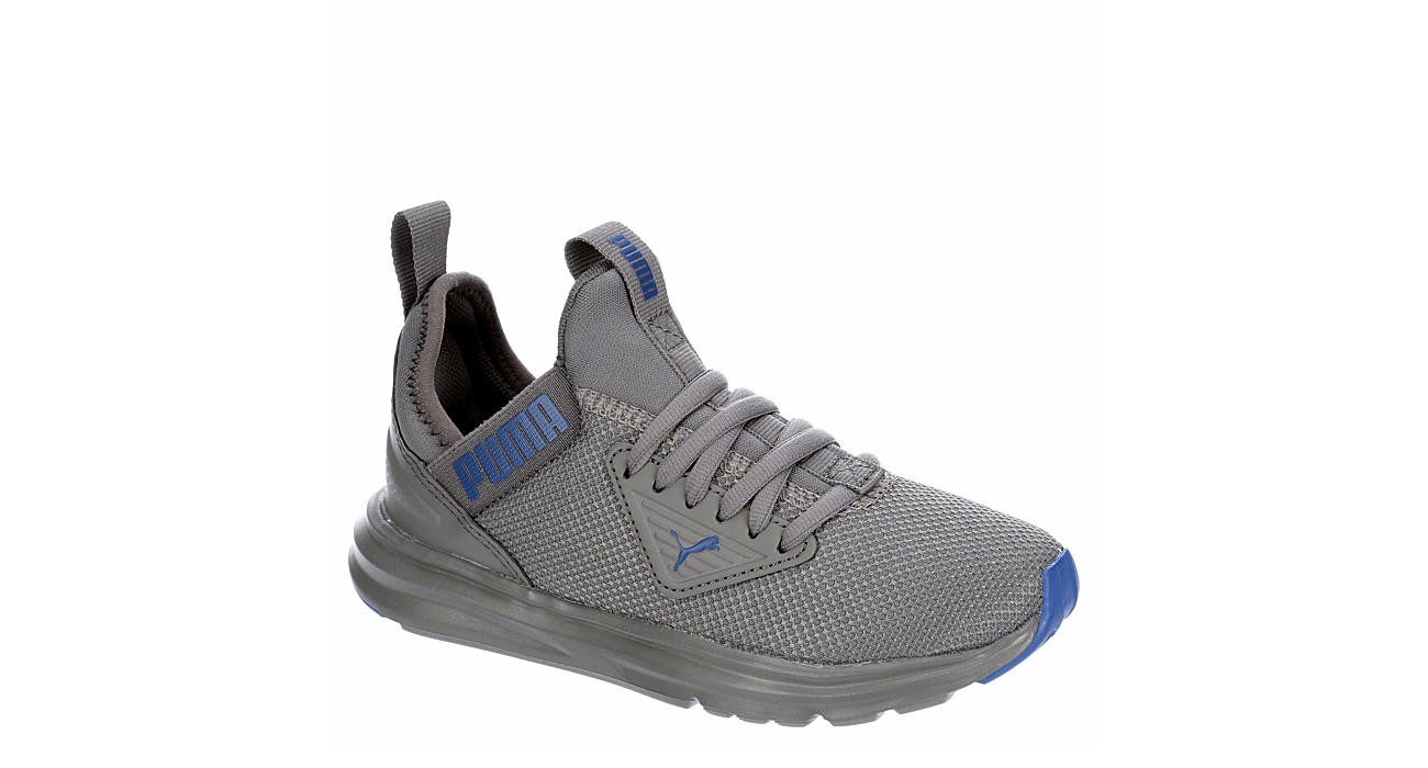 PUMA Boys Enzo Beta Ac Ps - GREY