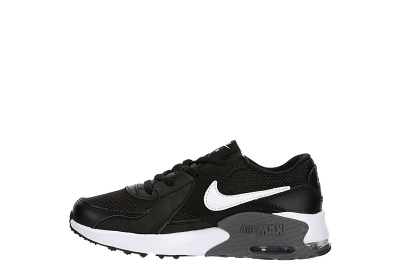 NIKE Boys Air Max Excee - BLACK