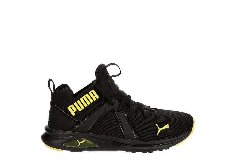PUMA Boys Enzo 2 Weave Jr - BLACK