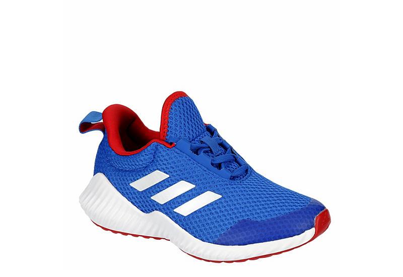 BLUE ADIDAS Boys Fortarun Sneaker