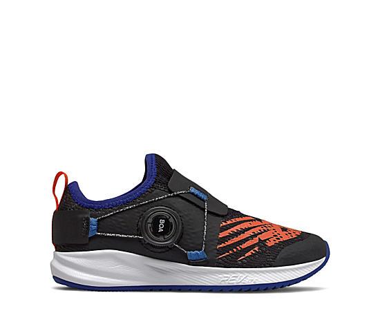 Boys Boa Slip On Sneaker